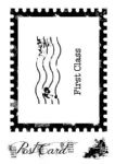 Postage Frame Woodware Clear Stamp (FRS673)